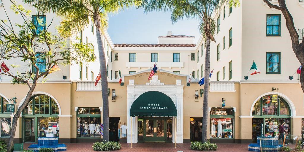 Hôtel Santa Barbara