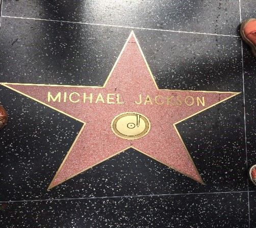 Walk of Fame - West Hollywood