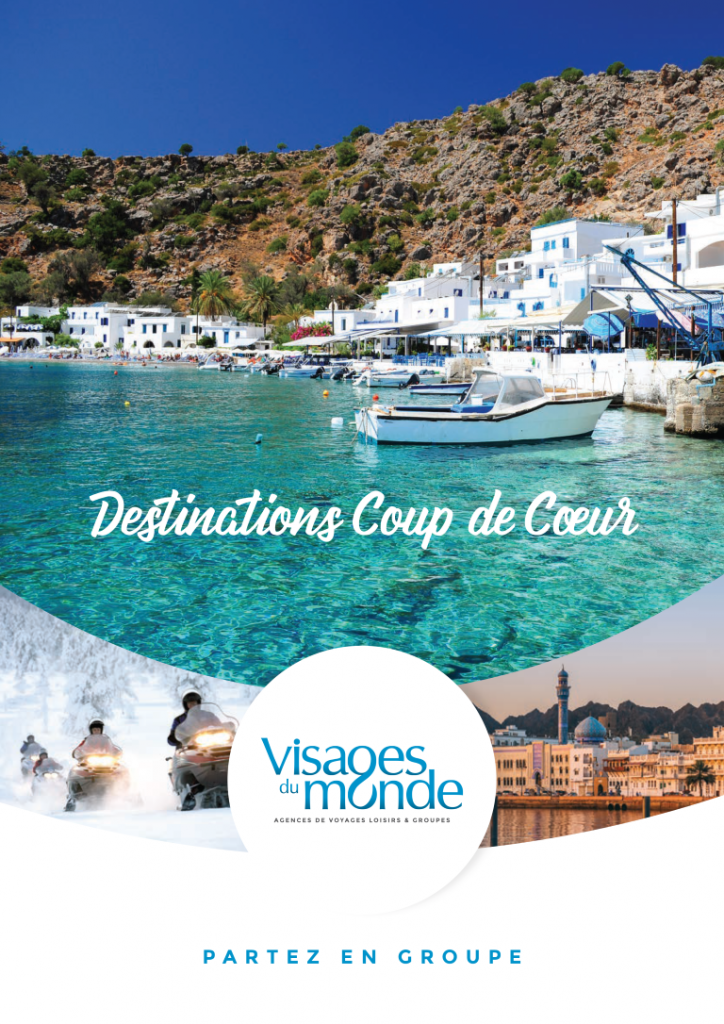 Destinations Coup de Coeur