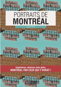 Portraits de Montréal - Éditions Hikari