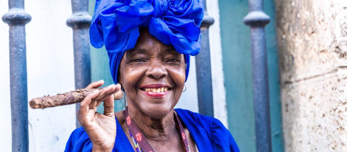 Portrait - La Havane