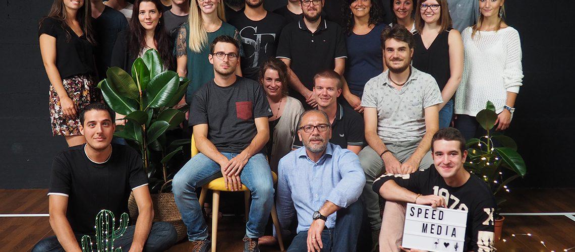 L'équipe SpeedMedia