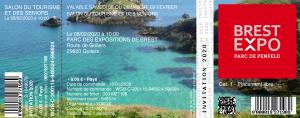 ©INVITATION Salon Tourisme Brest 2020